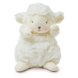 Super soft little sitting sheep doll cute dolls comfort small wool toys