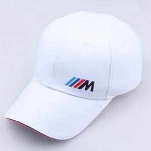 Мужчины папа шляпы Хлопок автомобилей M Performance Baseball Cap Hat хлопок моды хип-хоп кепки шляпы