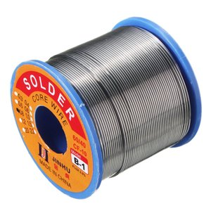 Tin Lead Solder Wire Melt Rosin Core Solder Soldering Wire Roll 0.5 0.7 1MM 60 40 FLUX 2.0% 500g