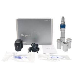 Dr.pen A6 (Tr Garantili) Şarjlı Dermapen Mikro Iğneleme Cihazı 2 Yedek Bataryalı Derma Pen Dermaroller Cihazı