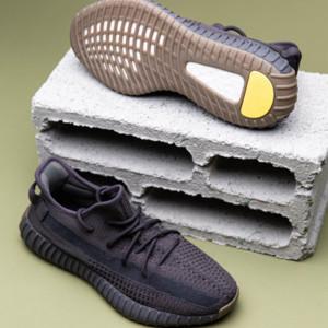 PK versione Designer Shoes Fanale posteriore esecuzione della scarpa da tennis delle donne degli uomini V2 Yecheil Marsh Kanye West completa riflettente lino Cinder Terra Scarpe Air Sp