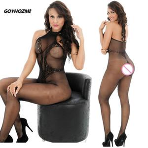 GOYHOZMI горячие женские чулочно-носочные изделия колготки полное тело промежность Сексуальные колготки женщины боди чулки женщины сексуальное женское белье