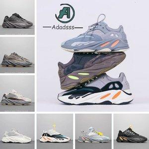 70 35 50 2 2019 V Blue Kanye West Running Wave Runner 019 Designer Reflective Basf Athletic Sports Outdoor Shoes