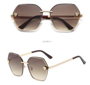 Brand Mens Woman Myopic Glasses Adumbral Luxury Sunglasses for Man Womens Plain Anti- Blue Light Glass High Quality 4568