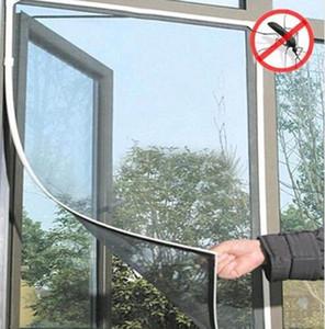 UNIKEA насекомое Fly ошибка москитная сетка дверь окно чистая сетка Сетка экран занавес протектор Flyscreen DIY