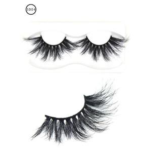 25mm mink lashes 5D mink hair false eyelashes 3D mink hair thick long eyelashes handmade curl eyeshadow makeup brushes