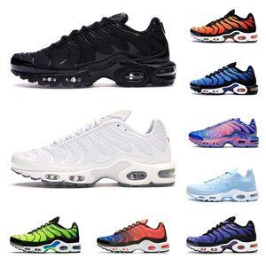 nike tn air max plus SE shoes Männer schuhe dreifach schwarz Throwback Future White Crimson University Red Mens Trainer Mode Sport Turnschuhe Läufer