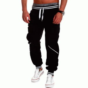 2019 gym Hot-selling men's leisure new style pants men's wear foreign trade explosive pants leisure large size loose