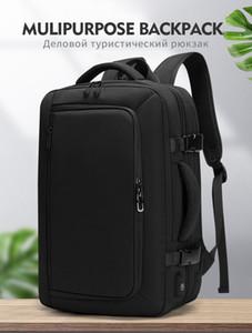 Sac à dos EURCOOL affaires hommes Multifonctionnel adapter 15,6 pouces pour ordinateur portable Sac à dos extensible Voyage Homme Mochila Sacs étanches