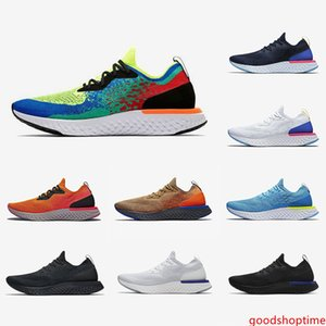 Cheap Cookies And Cream React Mens Running Shoes Copper Flash Black and Racer Blue Mowabb Sprite Men Women Outdoor trainers Sports Sneakers