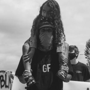 20ss FFOG GF Memorial nero Brothers GIUNTO TEE non posso respirare stampa manica corta di grande misura uomini e donne di alta qualità T-shirt HFWPTX414