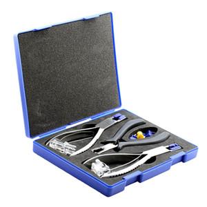 Degli occhiali Repair Tool Kit smontaggio con il caso Sagome Fix ingranaggi