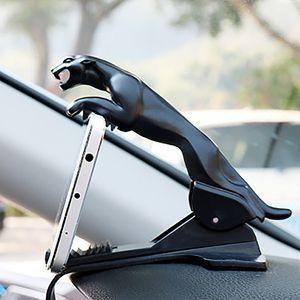 사용 가능한 제너럴 모터스 (GM) 레오파드 브라켓 HUD 다기능 대시 보드 탐색 이동 전화 브라켓 자동차 브라켓 여러 색상