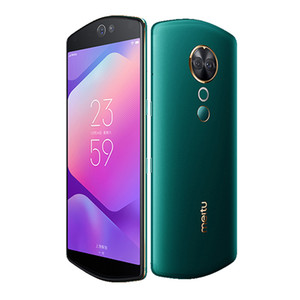 Original Meitu T9 4G LTE Cell Phone 6GB RAM 128GB ROM Snapdragon 660 Octa Core Android 6.01