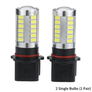2PC Auto P13W СИД 922-SMD-4014 SH24W PSX26W светодиодные лампы дневные ходовые огни, ксенон 6000К белый