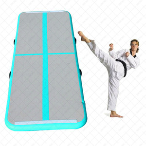 Free Shpping 2019 New 3*1*0.1m Inflatable Air Tumble Track Olympics Gym Mat Yoga Inflatable Air Gym Air Track