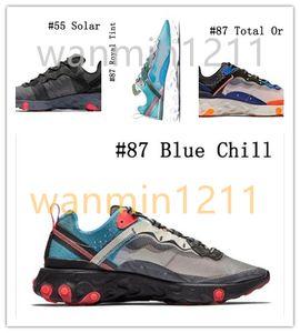 87 87s Medusa Chinelos Homens Verão Vermelho Azul Preto Praia de slides Moda Scuffs sandálias de qualidade Interior sapatos ao ar livre