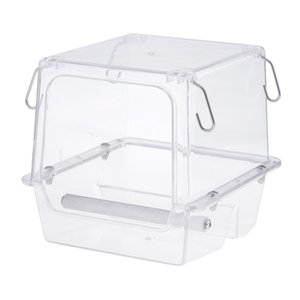 Bird Bowl Plastic Cage Accessory