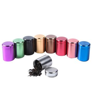 1pc High Quality Coffee Sugar Kitchen Storage Canisters Jars Pots Contains Tins Kitchen Tools Inspuments # R5