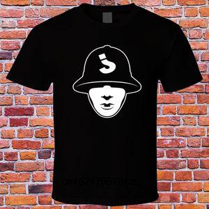 Homens camiseta Jabbawockeez Novo Impresso Moda Verão Tops Preto t-shirt das mulheres