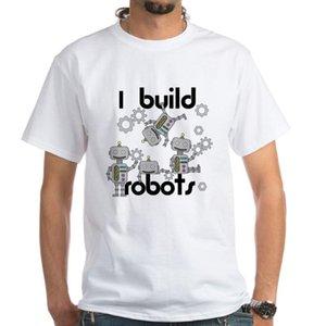 Ben Robotlar Tişört Eğitim İnşa