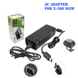 New Arrival EU Plug 100~240V 135w AC Adapter Charger Charging Power Adapter for Microsoft Xbox 360 Slim Power Supply boards