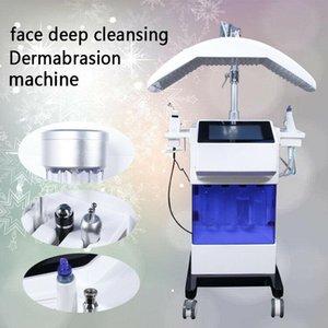 Hydro Dermabrasion 기계 Hydra 얼굴 피부 미백 레이저 빛 피부 회춘 수 치료 피부 기계 조용한 얼굴 주름