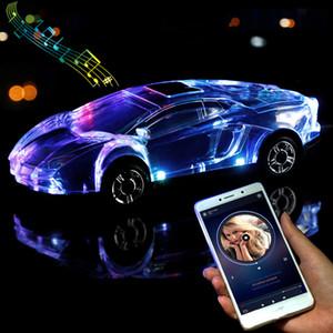 سماعات للسيارة بلوتوث اللاسلكية نموذج ستيريو سيارة الشكل دعم رئيس USB TF بطاقة MP3 MP4 مشغل موسيقى باس طفل هدايا لPC الهاتف الذكي