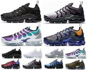 Además Tn juego corredor azul en funcionamiento de impresión zapatos hombres mujeres rejilla de ser verdad Olímpico Triple Negro hiper arco iris zapatos azules hombre del diseñador
