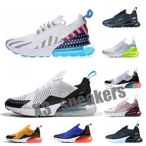 Nike Air Max 270 2020 OG Kissen und Dämpfung Gummilauf Turnschuhe Leichtgewichtler 27C OG Mesh-Breath Damping athletischer Sport Schuhe 36-45 S520