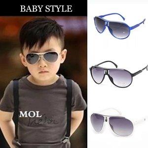2020 Little boy cute play cool fashion glasses boys baby girls go with fashion glasses sunglasses trend