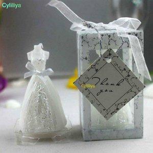 konuk düğün hediyelik eşya düğün gelin elbise mum iyilik düğün hediyesi