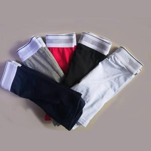 Sexy Cueca algodón del diseñador del hombre de alta calidad de la ropa interior del escrito del boxeador Shorts Vintage Boxer Soft Hombre Adulto Gay boxer
