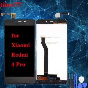 أفضل نوعية LCD لXIAOMI Redmi 4 برو LCD شاشة عرض تعمل باللمس بدون إطار الجمعية استبدال 100٪ اختبرت واحدا تلو الآخر
