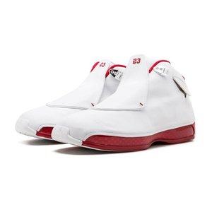 Jumpman Basketbol 18s Ayakkabı Kutusu ile 18 Mens Toro OG ASG Siyah Beyaz Kraliyet Mavi Spor Spor ayakkabılar Koşu 0utdoor 36-45