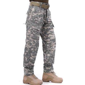 balıkçılık yürüyüş avcılık Açık Dişli aşınma BDU Stil Taktik ABD ACU pantolon erkekler açık Av aşınma kamuflaj pantolon