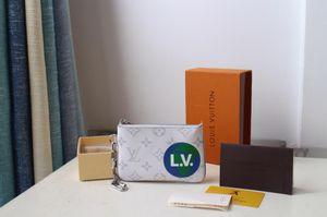 Zippy Mens Wallet luxury card holder Wallet card holder louis LU Coin Purse passport holder multi-card slot coin purse practical porteM67809