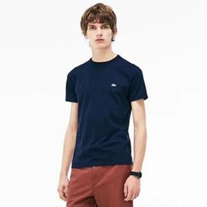 LACOSTE 19SS haute qualité Lézards T-shirt en France Hommes Shorts Coton solides Tee été Polo Homme T-shirts Hommes Polos Chemises Hauts CY355