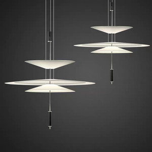 lâmpada de jantar pingente de bar mesa minimalista e moderno personalidade criativa disco voador decoração do designer acende AC 100-240V