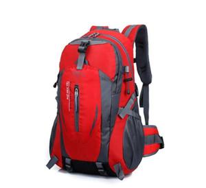 Hot Sale Multi-function Men Backpack High Quality Mountaineering Nylon Bags Fashion Women Laptop Backpacks Schoolbag JIE-037
