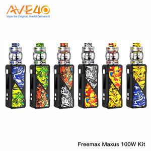 Freemax Maxus kit con 100W Freemax Maxus Mod Fireluke 3 Tanque de 3 ml 5 ml Standard Edition original del 100%