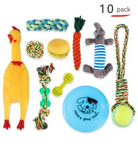 Multifunktions-Pet Molar Bite Dog Spielzeug Gummi Chew Kugel Reinigung Zähne Sicher Elastizität Weiche Welpen Saugnapf Hundespielzeug Biting