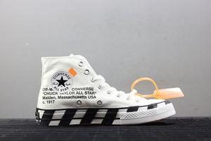 OFF 70 Chuck naranja llamativo blanco nueva raya los hombres' Red CORDONES Taylor 1970S lona corriendo moda casual zapatos de las mujeres de los hombres y de las