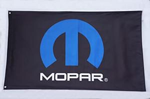 Mopar флаг 3x5 футов 150x90 см полиэстер печать вентилятор висит горячие продажи флаг с латунными люверсами Бесплатная доставка