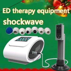 Protable Electronic Shock wave per trattamento dei tessuti molli terapia ad onde d'urto / máquina de baja energía disfunción eréctil onda de choque