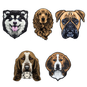Творческий коврик тенденция моды нерегулярный ковер спальня мило форме головы собаки коврик простой современный прикроватный творческий ковер украшения