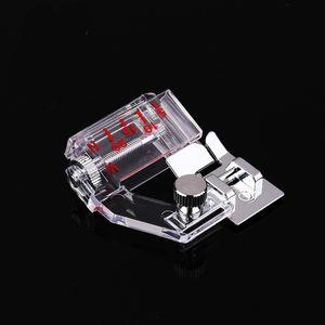 Dikiş Makineleri Ayarlanabilir Önyargı Bağlayıcı Baskı Ayağı Dikiş Makinası Tekstil Araç 2 5np UU Home For Ayaklar