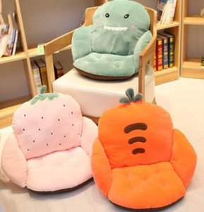 Cartoon home cushion pillow net red products toy office ins various chair cushion pillow toys gift