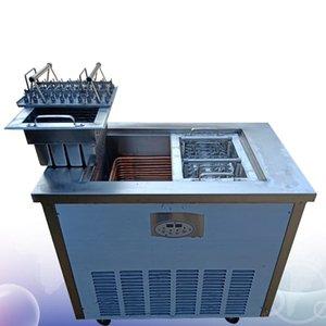 Verkaufen 1800W Gewerbe Eis Maschine Vollautomatische Popsicle Maschine mit hohen Kapazität Doppelmodus-Eis-Maschine