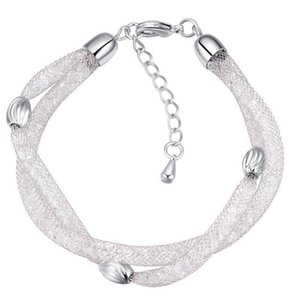 SHDEDE Austrian Crystal Jewelry Charm Bracelets For Women Vintage Fashion Accessories Birthday Gift for Girlfriend -24478